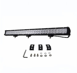 "LED-ljusramp 25"" 162W ledramp"