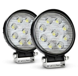 LED Extraljus 27W Flood-ljus 2-pack