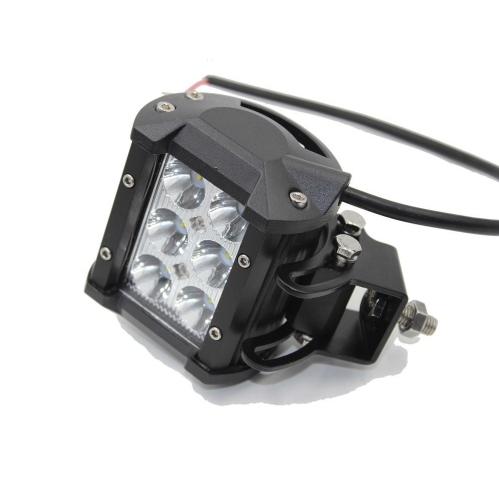 LED Extraljus 18W Spot-ljus 2-pack