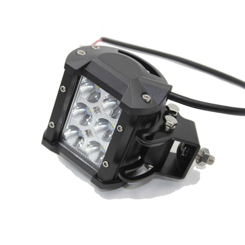 LED Extraljus 18W Flood-ljus 2-pack