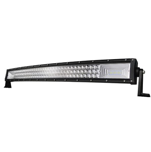"LED-ljusramp 50"" 675W 67500lms böjd ledramp"