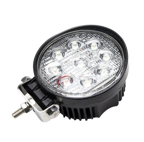 LED Extraljus 27W Flood-ljus