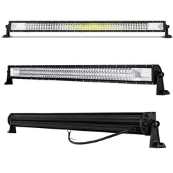 "LED-ljusramp 34"" 405W 40500LMS ledramp"