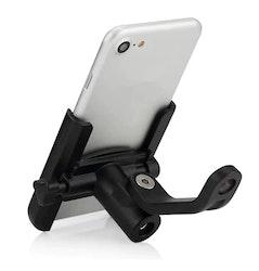 Universalhållare Mobil Cykel MC Spegelhållare