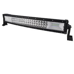 "LED-ljusramp 50"" 675W 67500lms böjd ledramp fjärrkontroll"