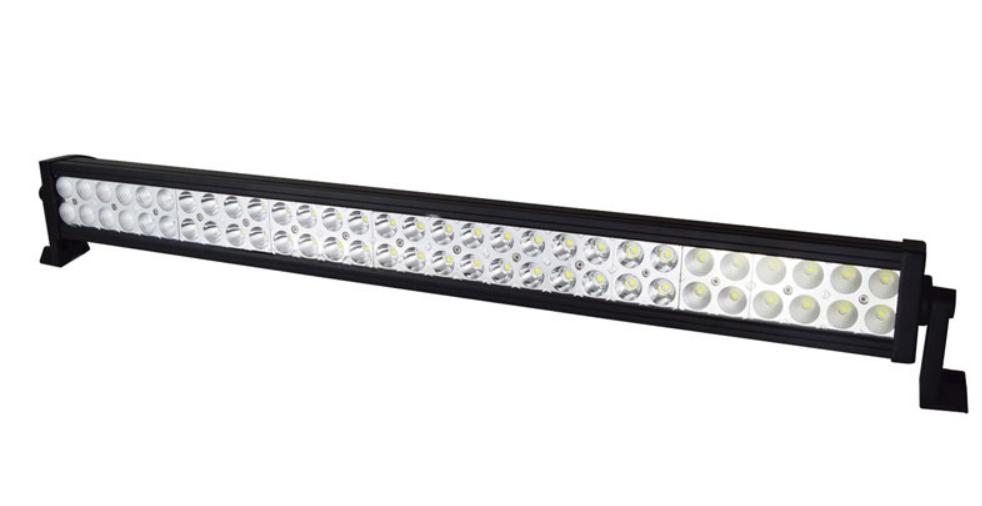 "LED-ljusramp 36"" 234W 23 400LMS ledramp fjärrkontroll"