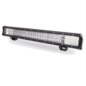 "LED-ljusramp 23"" 324W 32 000LMS ledramp fjärrkontroll"