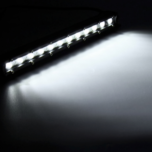 """LED-ljusramp 20"""" 90W Spot ledramp CREE chip fjärrkontroll"""