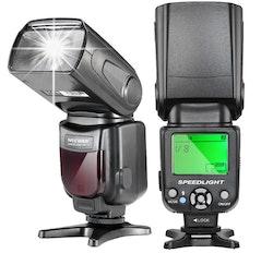 NEEWER NW-561 DSLR Kamerablixt till Nikon Canon