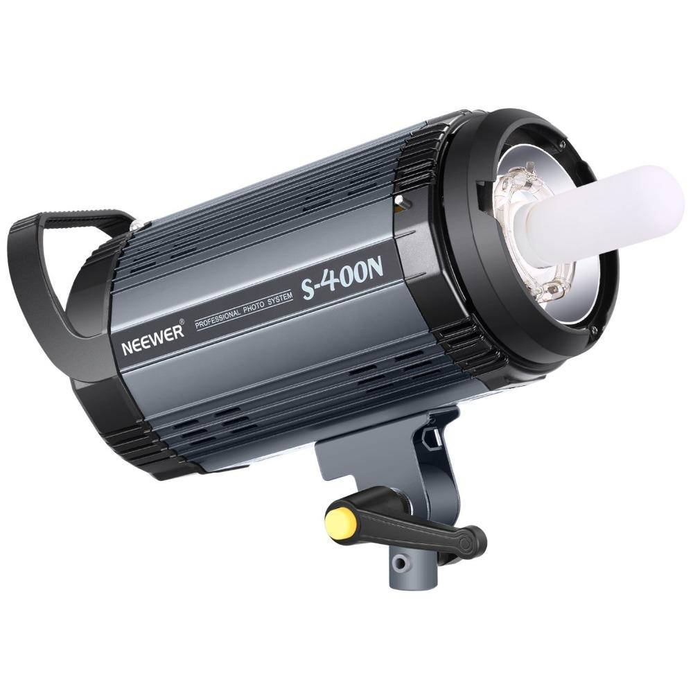 NEEWER S400N Led belysning Studioljus  Blixt
