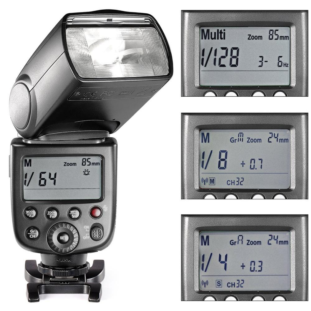 NEEWER TTL NW865S DSLR Kamerablixt SONY