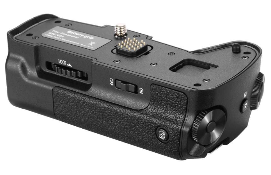 Neewer Batterigrepp till Panasonic Lumix G80 G85