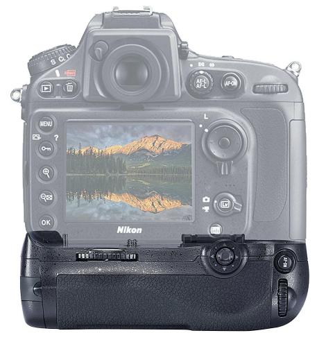 Neewer Batterigrepp till Nikon D800 D800E Digital SLR
