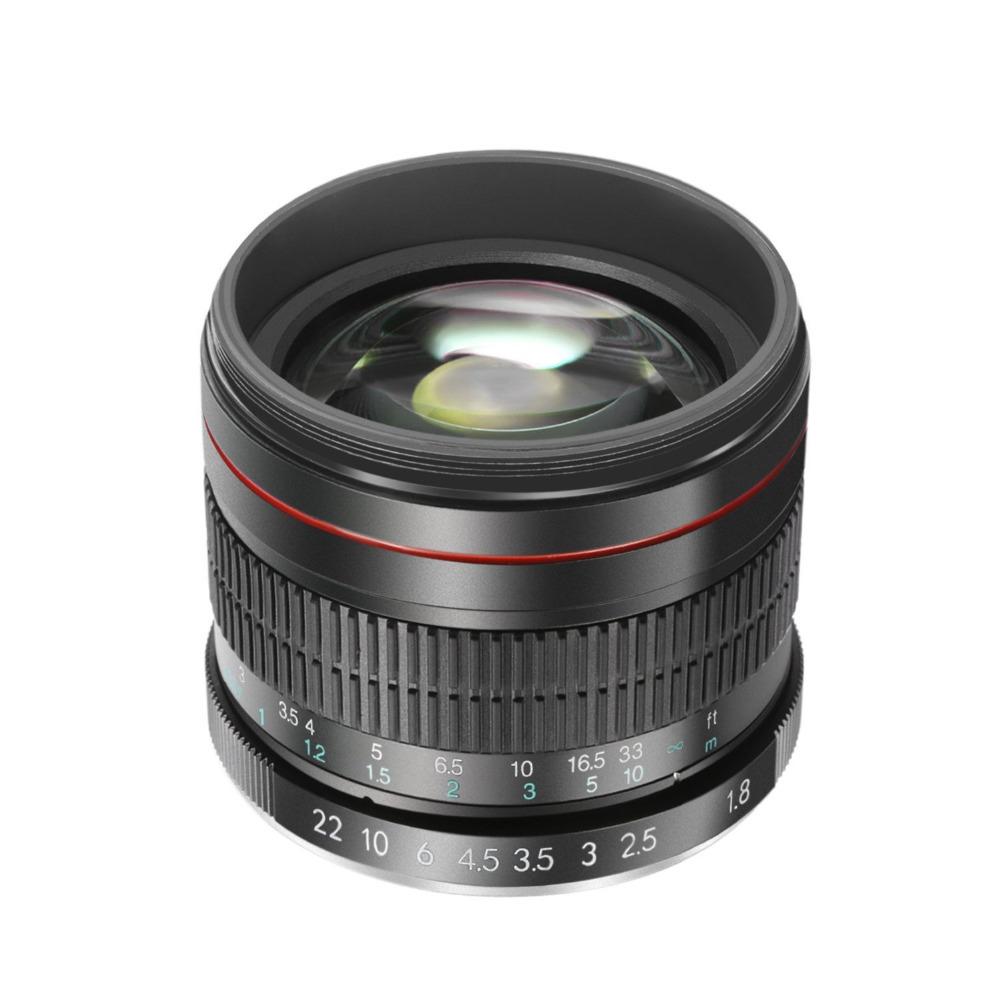 Neewer Porträttobjektiv 85mm f/1.8 CANON
