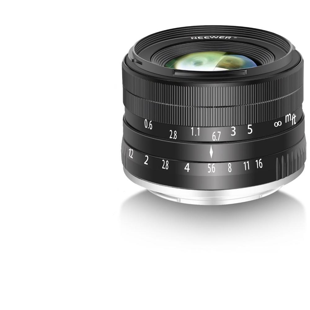 Neewer Fast objektiv 35mm f/1.2 SONY