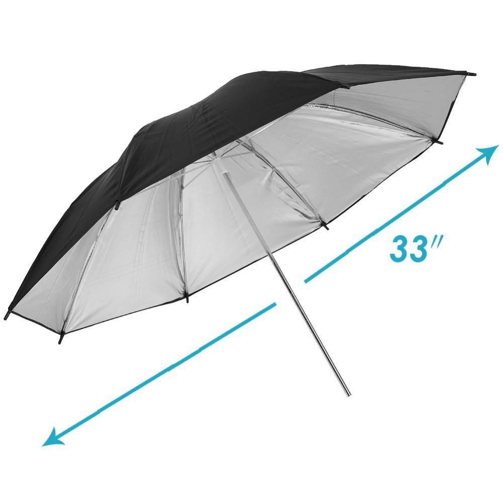 NEEWER Paraply Studiobelysning 2 st svart