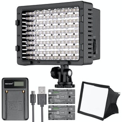 NEEWER Kameralampa LED CN-160 Dimmer kit