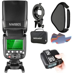 NEEWER HSS TTL NW880S DSLR SONY Kamerablixt