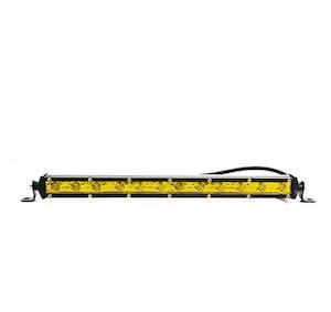 """LED-ljusramp 14"""" 36W Spot ledramp gult ljus 3000K"""