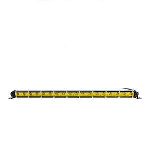 """LED-ljusramp 20"""" 54W Spot ledramp gult ljus 3000K"""
