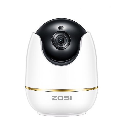 ZOSI IP-kamera Övervakningskamera 1080P 2MP 16GB