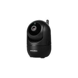 INQMEGA Trådlös Övervakningskamera 720P Svart 16 GB