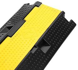 Kabelskydd 3-pack med dubbel kanal