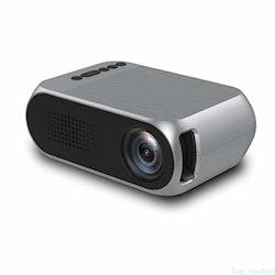 Mini Projektor med HDMI & Minneskort