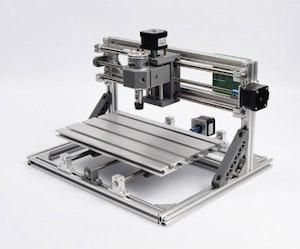 CNC 3018 mini CNC fräs, laser maskin