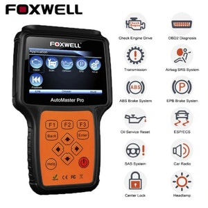 Foxwell NT624 PRO OBD2 EOBD felkodsläsare bil