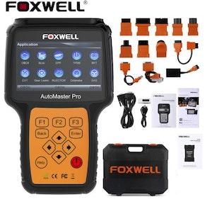 Foxwell NT644 PRO OBD2 EOBD felkodsläsare bil Maxiset