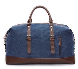 Weekendbag väska kanvas resa gymväska