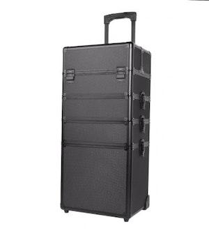 Makeup-väska resväska låsbar