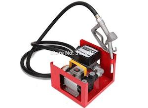 Elektrisk oljepump 60l/min
