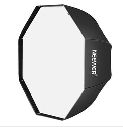 NEEWER Okatgonal Softbox 120cm studiobelysning svart