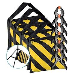 NEEWER Sandsäckar stativ svart/gul