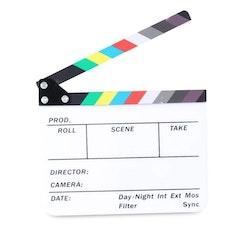 NEEWER filmklappa färgskala 25x20cm