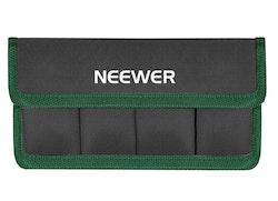 Neewer Batteriväska Batterifodral Grön