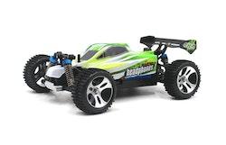Radiostyrd Bil RC Truck 70km/h Eldriven Rally Extrabatteri