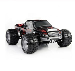 Radiostyrd Bil RC Truck 50 km/h Eldriven Rally Monstertruck