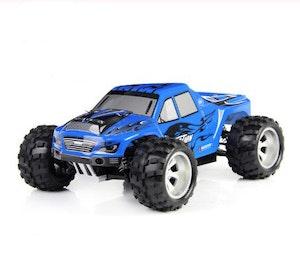 Radiostyrd Bil RC 50 km/h Eldriven Monstertruck Extrabatteri blå