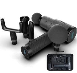 Massagepistol LCD-skärm svart