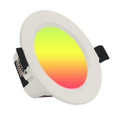 Smart downlight dimbar 5pack 7 W röststyrning Alexa Google Home