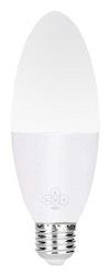 Smartlampa dimbar 6W 3pack röststyrning Alexa Google Home