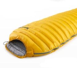 Ultralätt sovsäck dun tresäsong