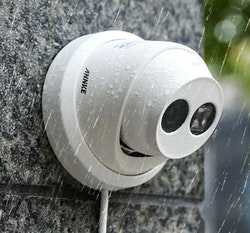 ANNKE 4K Övervakningssystem POE 4-set 8MP Dome 3TB *NYHET*