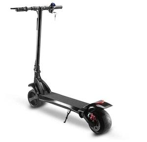 Elscooter wide wheel 1000W 13.2Ah Batteri