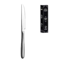 Velaze kniv set 12-delar rostfritt stål silver