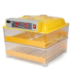 Äggkläckningsmaskin inkubator 96 ägg
