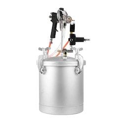 VEVOR  lackerings system,  behållare och spraypistol